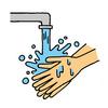 20秒でウイルス除去!物理学的に解明された手洗いの効果