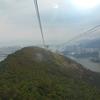 香港おすすめ観光|ゴンピン360(Ngong Ping 360)|超長いロープウェイ