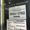 BRAHMAN✖️ Outrage 渋谷クラブクアトロ