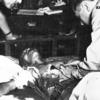 東條英機自殺未遂の現場写真