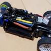 【Mini-Z】FMG(ファイブミニッツジムカーナ)の車両の使用パーツと工夫ポイントの解説  ~リア周り編①~