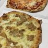 Pizza2枚☆ペロリ☆