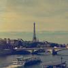 【写真複製・写真修復の専門店】パリ エッフェル塔