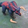 🦖アニア恐竜 ナーストケラトプスの角を修理🔧
