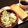 入りやすく過ごしやすい悪魔の純喫茶でモーニング - メフィストフェレス(高知市)