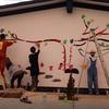メキシコ7日目〜サンクリ、オーガニックマーケットと壁画色塗り〜 世界一周177日目★