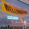 ウェリントン空港のロードオブザリングポイント