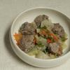 れんこん団子と野菜の重ね煮
