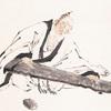 酔って絵筆を握る画家「浦上玉堂」(うらかみぎょくどう)