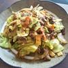 野菜を美味しく食するレシピ【牛肉と野菜のオイスターソース炒め】