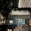 M.2 Socket or NVMe SSD が逝った
