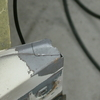 1971 マスタングマッハ1 デッキリッドサポート修復3