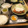 とんかつ和幸のおろしロースカツ定食
