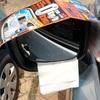 車のドアミラーの撥水剤はどれほどのものか?