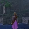 【DQ11】霊水の洞くつとその周辺の風景