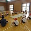 2年生:体育 マット運動発表会