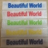2012/1/15/Beautiful World感想