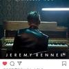 【ニュース】俳優ジェレミー・レナーさん、ニューアルバム・リリース‼️