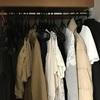 夏服は断捨離せずに秋服をユニクロと無印良品で買い足しました。