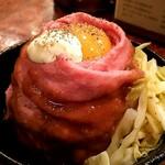 【秋葉原】ローストビーフ大野は、めっちゃ美味しい丼!