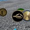 『AIRCOINS』で草コインを集めて回る