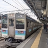 【篠ノ井線】やたらと通過駅の多い211系の快速に乗車