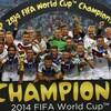祝ドイツ優勝/サッカーW杯2014