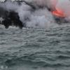 ハワイ島最大の淡水湖『グリーンレイク』の湖水がわずか数時間で蒸発!キラウエア火山の溶岩が流れ込む!!
