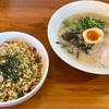 🚩外食日記(785)    宮崎ランチ   「悠瑠里(ゆるり)」⑨より、【ら〜めん】【チャーハン】‼️