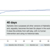 AlphaGo Zeroに再び衝撃