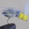 フライのインジケーター(パラシュートポスト)の形状