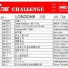 12月29日 iRC タイヤチャレンジ LONDON8 40.7㎞