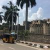 ハイデラバードのオススメ観光地ゴルゴンダフォート