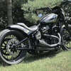 "パーツ:Killer Custom「M8 Softail Rear Fender ""Bobbstr"" For 150-170 Wide Tires」"