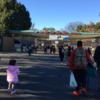 12月28日 上野動物園は年内最終営業
