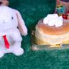 【ふわふわスフレチーズケーキ】ローソン 12月26日(木)新発売、コンビニ スイーツ 食べてみた!【感想】