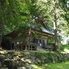 初夏の長野旅行:迷いながら神道を歩いて火之御子社へ
