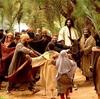 「ろばの子にのって」マルコ11章1〜11節