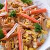 野菜炒め入り!ちらし寿司のレシピ