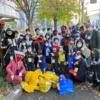 RLH(リアルライフヒーロー)渋谷のフェスイベントで子供たちと環境問題に立ち向かう「君は本当のライダーキックはなにを倒すか知っている?」