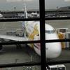 ブルネイ2002①ボルネオ島旅行記 UNITED mileageplusのマイルを使って行く
