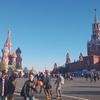 ユーラシア大陸1周④モスクワ観光