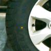 タイヤのうんちく 黄色と赤は・・・