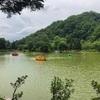 本別公園のボートと遊具とゴーカート
