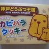 神戸どうぶつ王国 カピバラクッキー