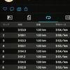 閾値走10km 昨日の30km走DNFは戦略的撤退