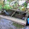 洗馬宿  あふた(邂逅)の清水