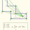 Pythonで2次元データ作成ーポリゴンに収まる点の集合
