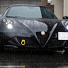 【Alfa Romeo】 雨の日には4Cに乗って