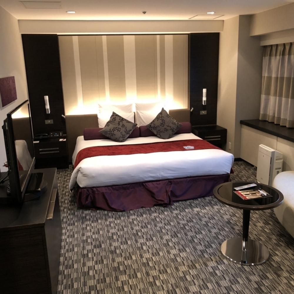 ANAクラウンプラザ福岡は,とても良いホテルでした。